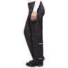 VAUDE Fluid Full-Zip Pants Women Short black